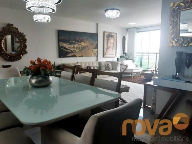 Apartamento à venda com 3 dormitórios em Setor bueno, Goiânia cod:NOV235797 - Foto 2