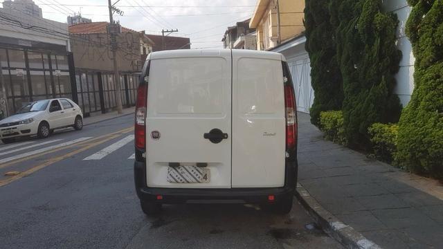 Fiat Doblo Refrigerada Cargo 1.4 Flex 2016 Branco - Foto 8