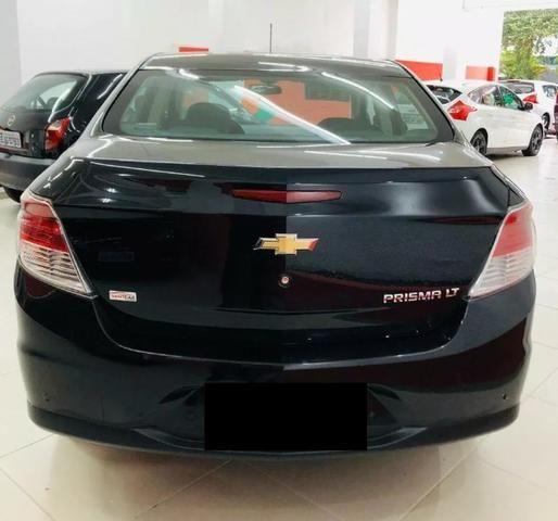 Chevrolet prisma sed. lt 1.0 8v flexpower- unico dono - Foto 2