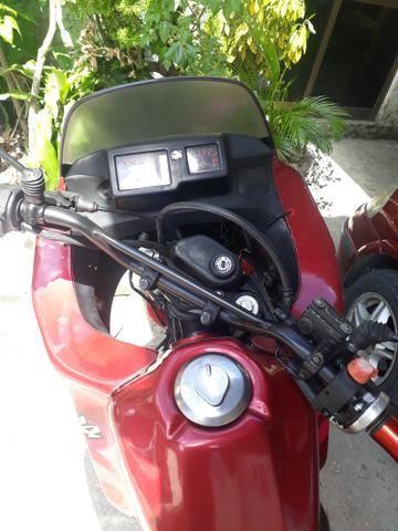 Vendo ou troco por moto menor - Foto 2