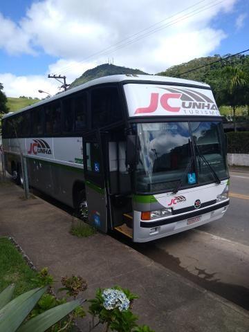 Vendo ônibus escania k113 Gv Paradiso 1500, Marcopolo ano 93 - Foto 2