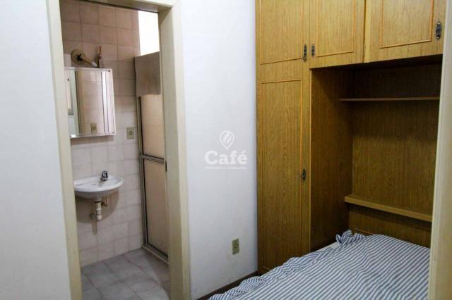 Apartamento com 3 dormitórios, sacada e 1 vaga de garagem - Foto 8