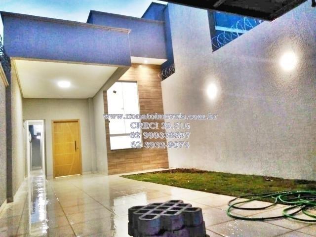 Linda casa para venda, Jardim Europa, 3 quartos - Foto 2