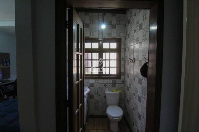 Linda casa com 2 dormitórios, garagem, destinada a quem procura por segurança - Foto 6