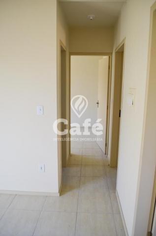 Apartamento à venda com 2 dormitórios em Nonoai, Santa maria cod:1046 - Foto 6