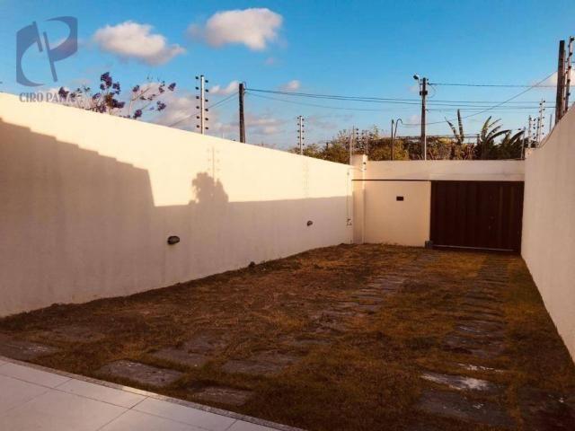 Casa à venda, 107 m² por R$ 310.000,00 - São Bento - Fortaleza/CE - Foto 2