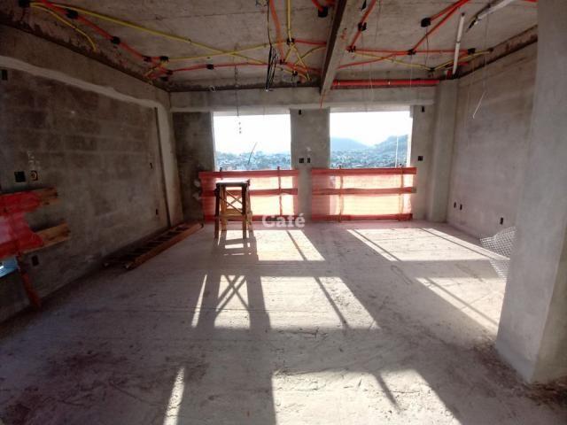Residencial Fiorello amplo apartamento com 3 suíte, 3 garagens, alto padrão em Santa Maria - Foto 16