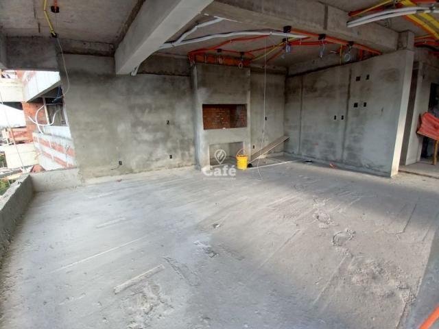 Residencial Fiorello amplo apartamento com 3 suíte, 3 garagens, alto padrão em Santa Maria - Foto 4