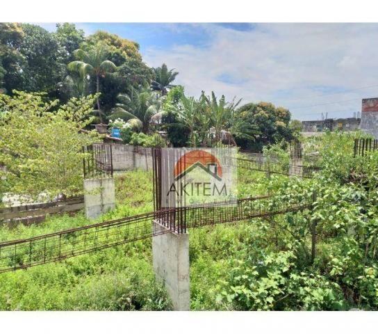 Terreno à venda, 720 m² por R$ 1.050.000,00 - Bultrins - Olinda/PE - Foto 3