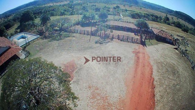 Fazenda à venda, 5614400 m² por R$ 15.000.000,00 - Zona Rural - Cachoeira Alta/GO - Foto 17