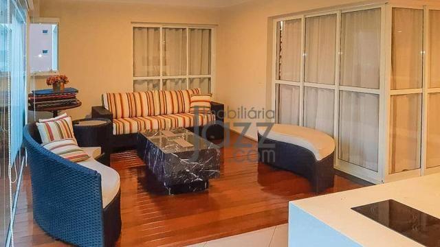 Maravilhoso apartamento com 4 dormitórios à venda, 240 m² por R$ 2.600.000 - Foto 14