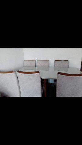 Mesa e cadeiras SUPER LUXO. - Foto 2