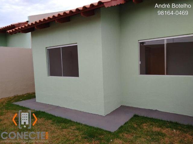 Casa de 2Q (1 suíte) em condomínio, Chácara São Pedro - Aparecida de Goiânia - Foto 15