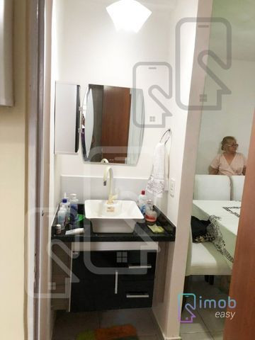 Total Ville Vida Nova, 42m², 2 quartos, mobiliado! - Foto 12