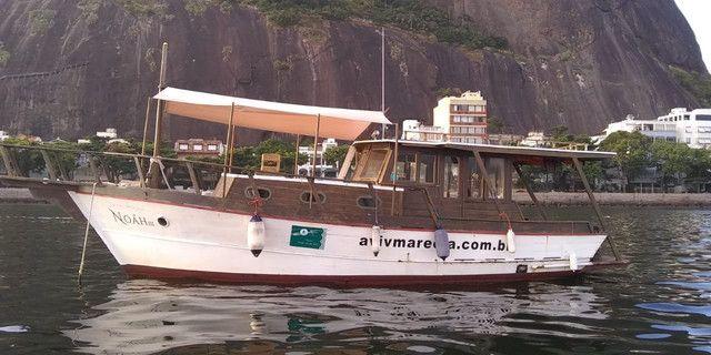 Barco Traineira 34 pés - Foto 8