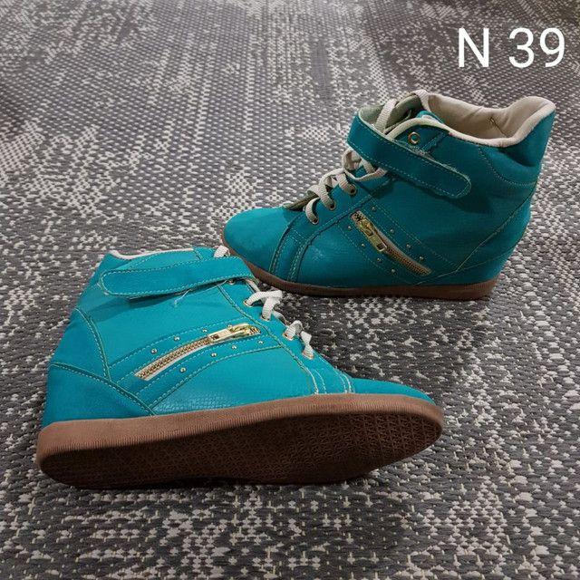 Sapatos e Botas femininos - Foto 3