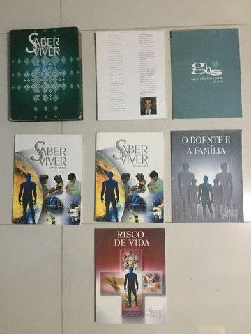 Enciclopédia Saber Viver 6 volume Editora Biologia Sancle Santos Divido no cartão - Foto 4