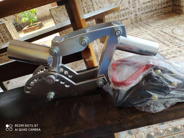 Regulador de altura 1500 kilos carretinha reboque - Foto 6