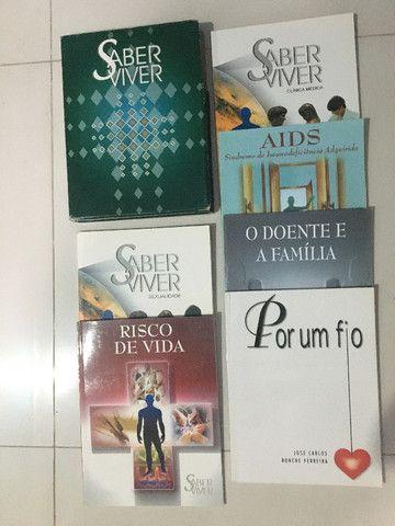 Enciclopédia Saber Viver 6 volume Editora Biologia Sancle Santos Divido no cartão - Foto 2