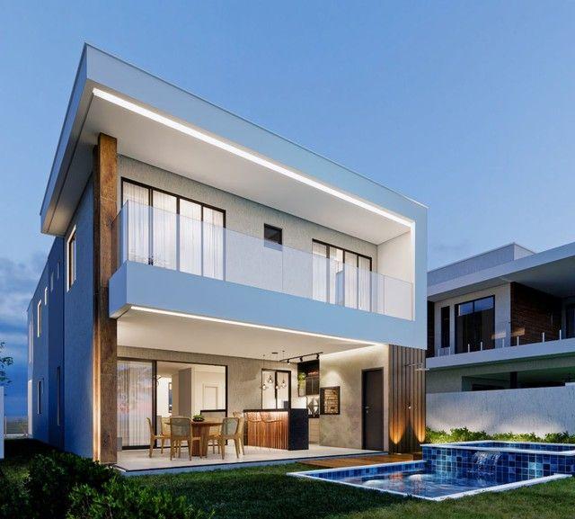 Casa 274m² em construção Condomínio Jardins do Lago Eusébio  - Foto 7