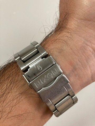 Relógio Nixon Ma 08-3 51-30 original - Foto 3