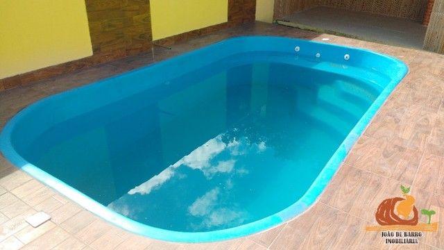 Casa em Unamar Cabo Frio com piscina e área gourmet grande - Foto 16
