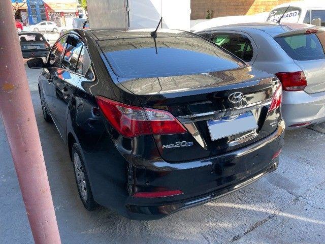 Hyundai Hb20s Comfort Plus 1.6 Flex Completo 2018 Autos RR - Foto 4