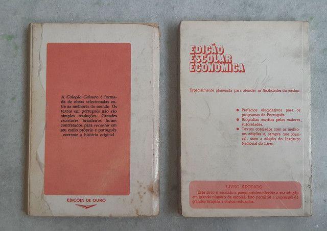 Lote livros antigos - Foto 3