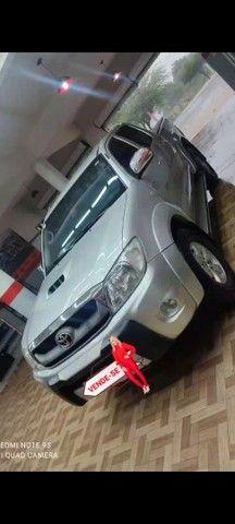 Hilux 2011 , carro super conservado  - Foto 4