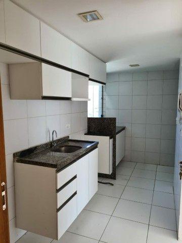 Alugo Apartamento 3 quartos ,Campo Grande,Armários ,Lazer completo ! - Foto 3