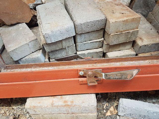 Janelas de ferro 2,0x2,50m  - Foto 2