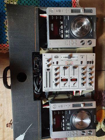 Aparelho de DJ