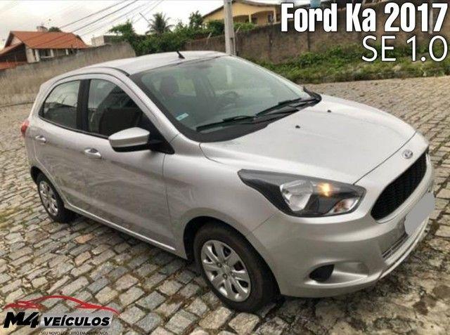 Ford Ka SE 1.0 2017 - Foto 7