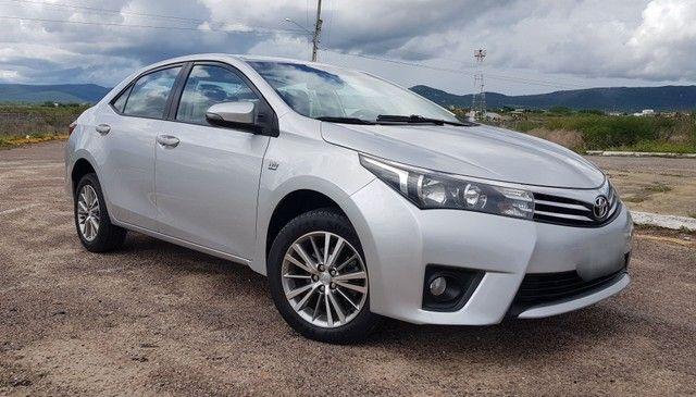 Toyota Corolla 2.0 Aut. Xei 2015 Pneus Novos Ipva 2021 Pago