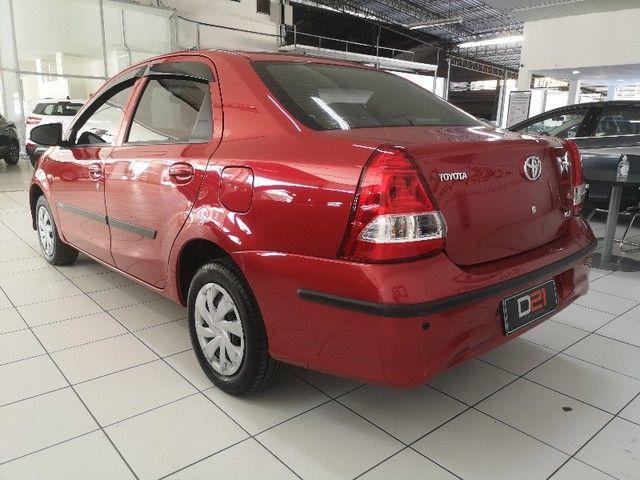Toyota Etios 1.5 x Sedan 16v - Foto 6