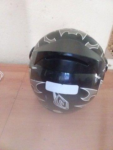 Vendo capacete barato - Foto 2