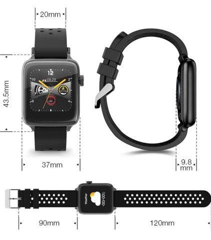 Relógio SmartWatch BlitzWolf BW-HL1 Pro - LACRADO - Foto 4