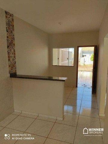 Casa com 2 dormitórios à venda, 60 m² por R$ 170.000 - Jardim Monterey - Sarandi/PR - Foto 11