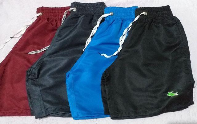 Shorts Tactel  - Foto 2