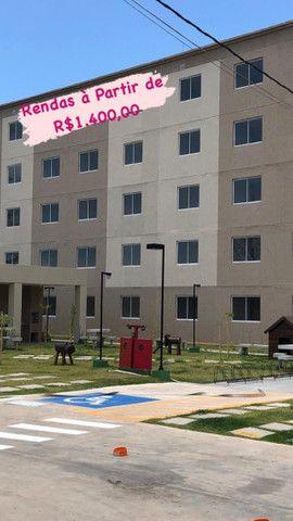 Apartamento 2 Qts no Bairro Goiá ? A partir de 128 Mil ? Sinal R$ 500,00