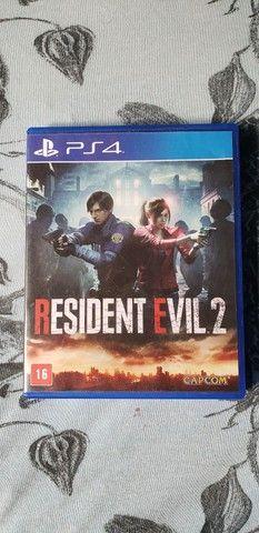 Resident Evil 2 ( 100 reais)