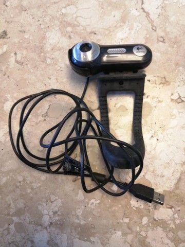 Webcam Logitech 1.3 Megapixel - Foto 2
