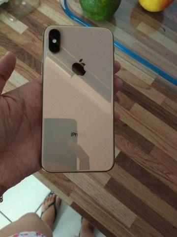 iPhone XS Gold - 256GB - Foto 2