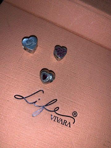 Berloques Vivara ((150$$) cada  princess (200$)) - Foto 4