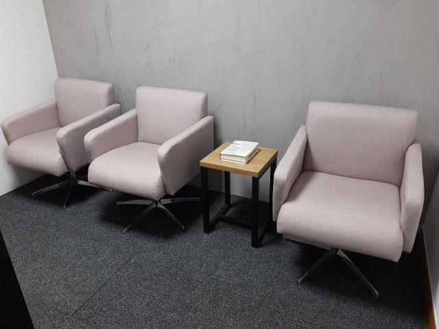 Vendo mobília completa para escritório - Foto 4