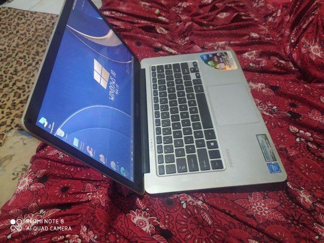 Notebook Positivo Motion Q 232A Intel Quad Core 2GB 32GB LCD 14 Windows 10 - Foto 2