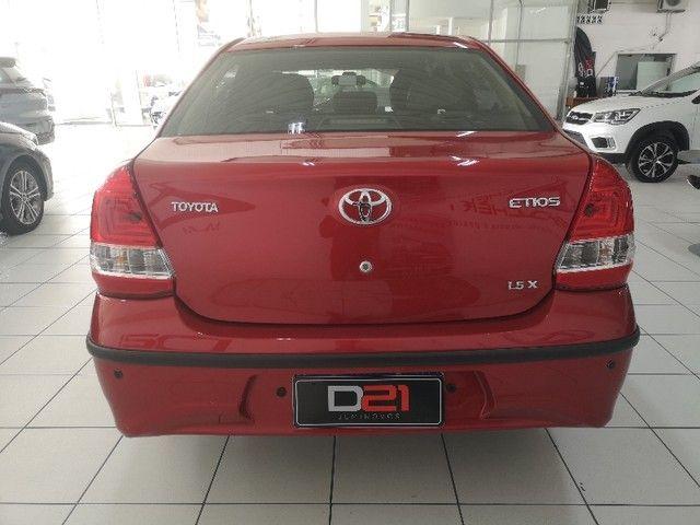 Toyota Etios 1.5 x Sedan 16v - Foto 5