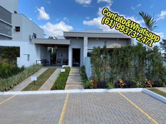 Casas à Venda em Goiânia Condomínio Fechado, Nova, Parcela com Terreno! - Foto 19