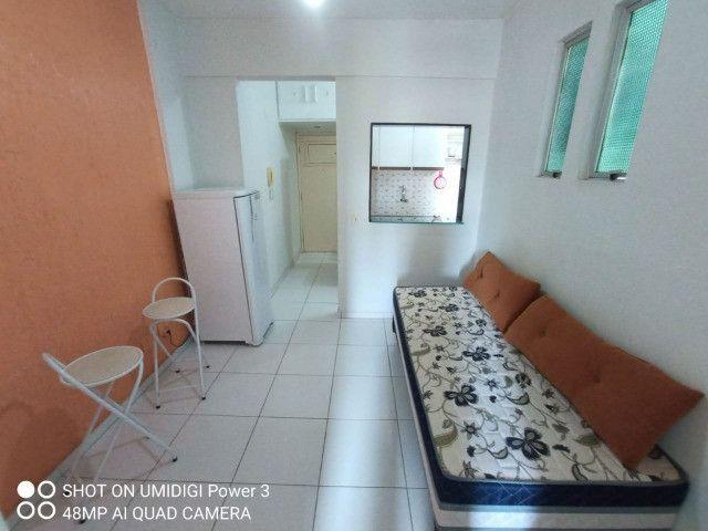 (WR) Aluga apartamento quarto e sala Centro Guarapari ES - Foto 4