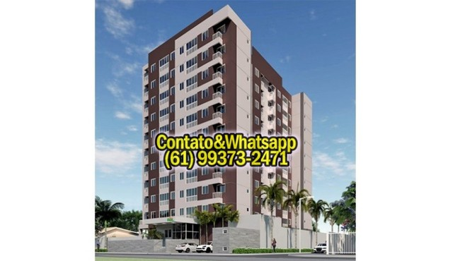 Apartamento em Goiania, 2Q (1Suíte), 55m2, Garagem, Lazer Completo! Parcela. - Foto 13